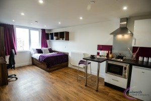 Student accommodation new builds